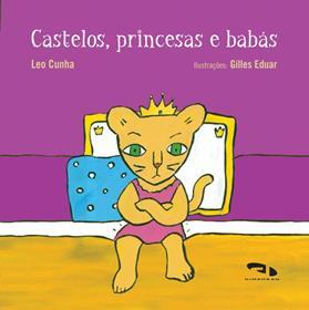 Livro Castelos, princesas e babás