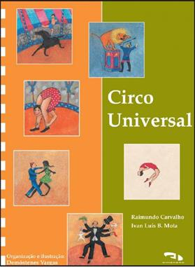 Livro Circo Universal