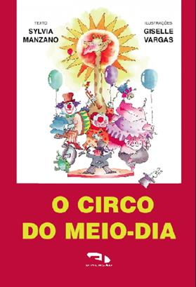 Livro O circo do meio-dia