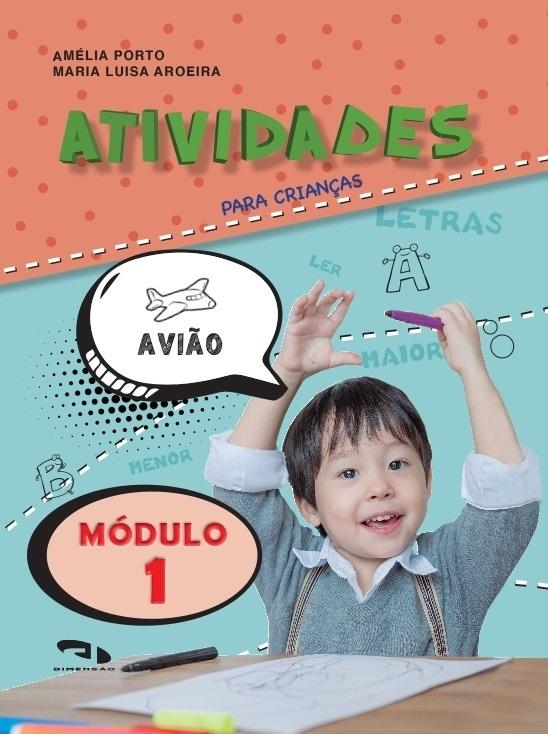 Livro Coleção Girassol - Atividades para crianças Módulo 1