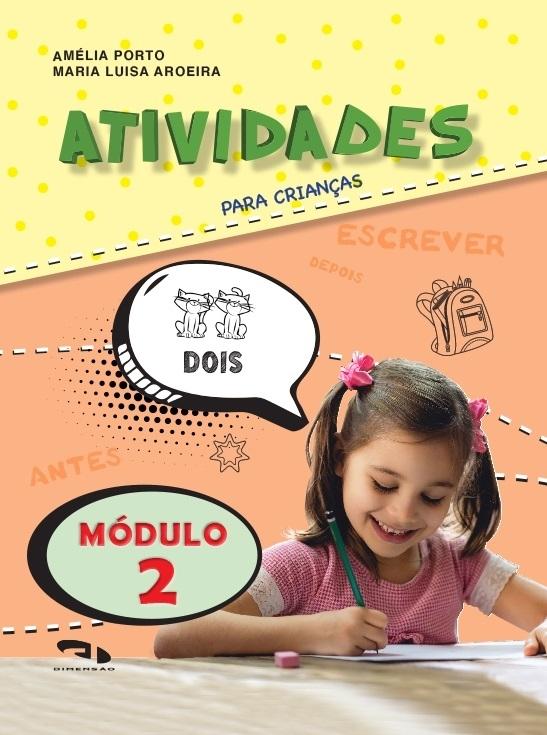 Coleção Girassol - Atividades para crianças Módulo 2