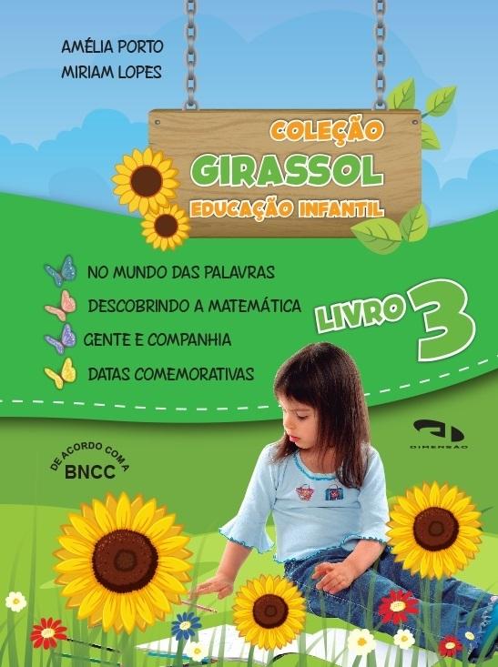 Livro Coleção Girassol - Educação Infantil Livro 3