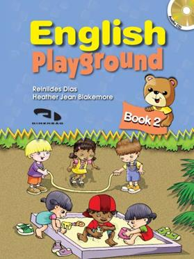 Livro English Playground - Book 2
