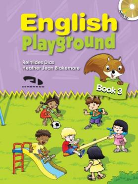 Livro English Playground - Book 3