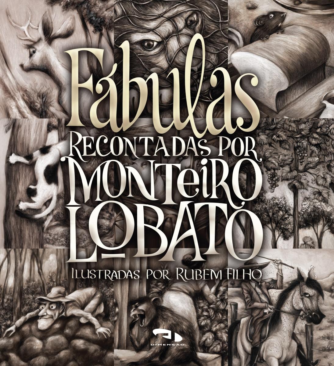 Fábulas recontadas por Monteiro Lobato