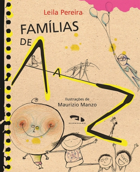 Livro Famílias de A a Z