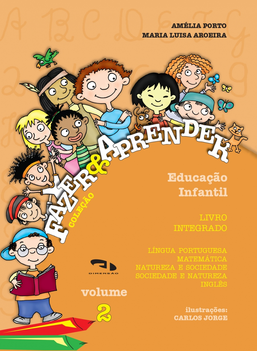 Livro Fazer e Aprender - Integrado - Volume 2
