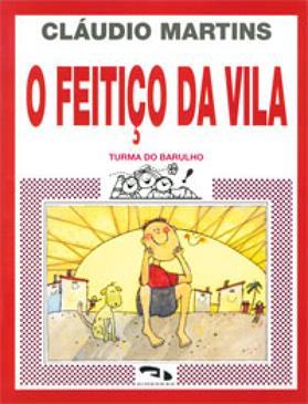 Livro O feitiço da vila