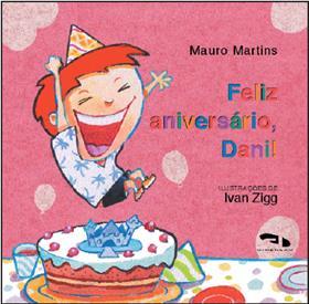Livro Feliz aniversário, Dani!