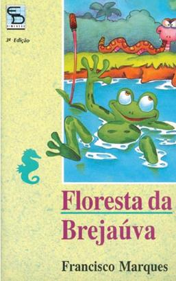 Livro Floresta da Brejaúva