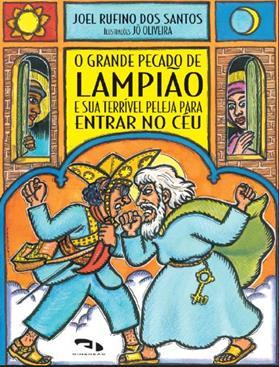 Livro O grande pecado de Lampião e sua terrível peleja p