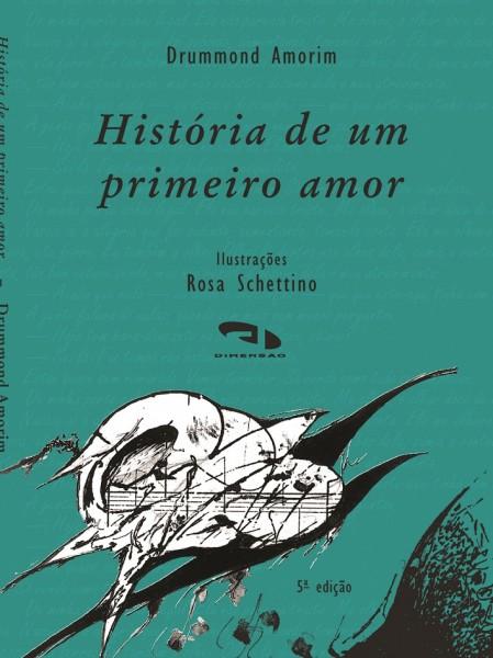 Livro História de um primeiro amor