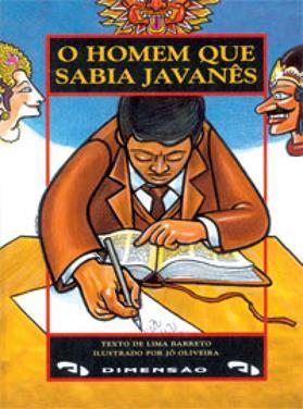 Livro O homem que sabia javanês