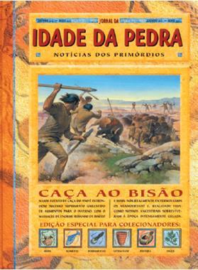 Livro Jornal da Idade da Pedra