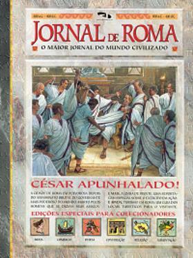 Livro Jornal de Roma