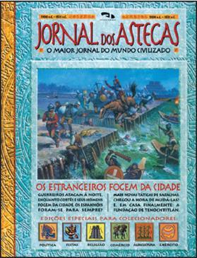 Livro Jornal dos Astecas