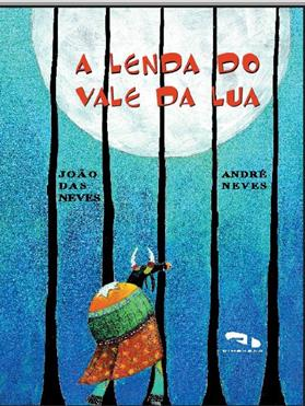 Livro A lenda do vale da lua
