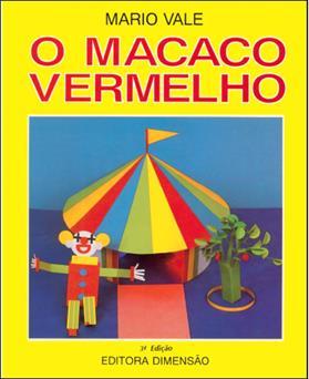 Livro O macaco vermelho