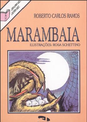 Livro Marambaia