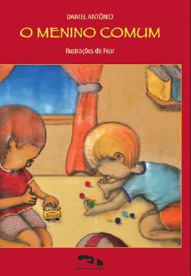 Livro O menino comum