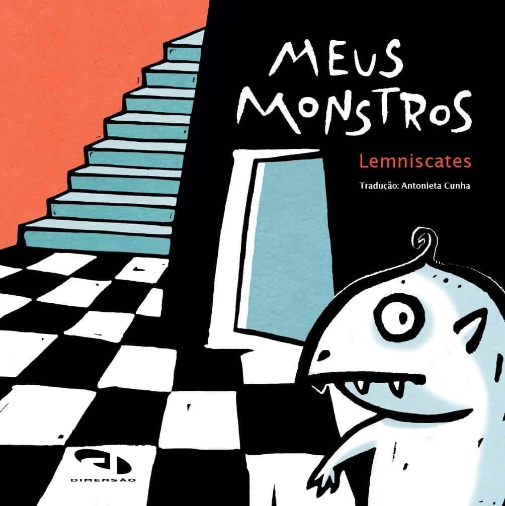 Livro Meus Monstros