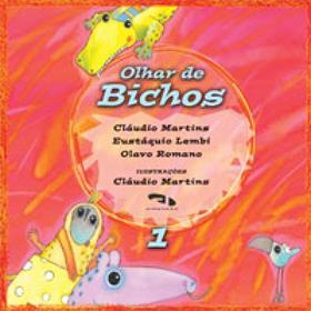 Livro Olhar de bichos - 1