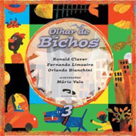 Livro Olhar de bichos - 3