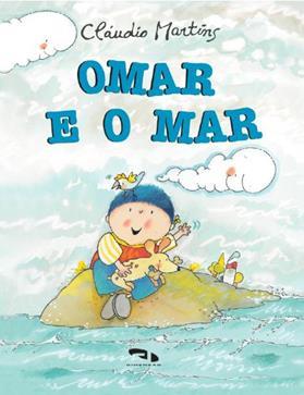 Livro Omar e o mar