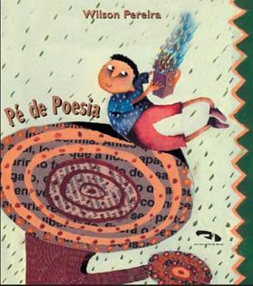 Livro Pé de poesia