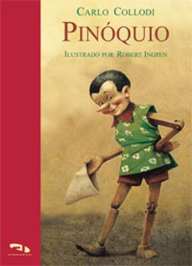Livro Pinóquio