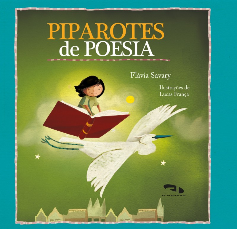 Livro Piparotes de poesia