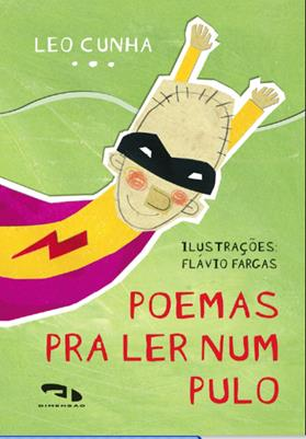 Livro Poemas pra ler num pulo