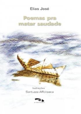 Livro Poemas pra matar saudade