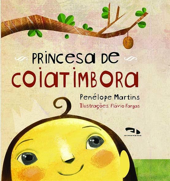 Livro Princesa de Coiatimbora