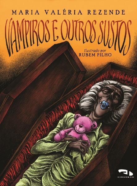 Livro Vampiros e outros sustos