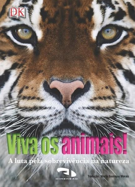 Livro Viva os animais!