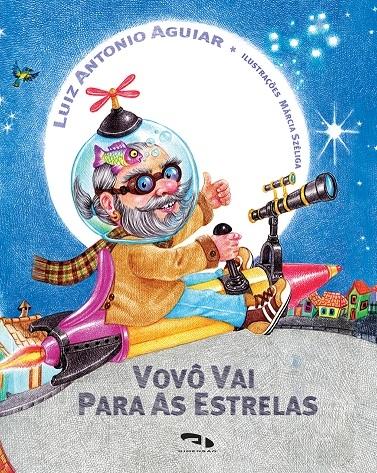Livro Vovô vai para as estrelas
