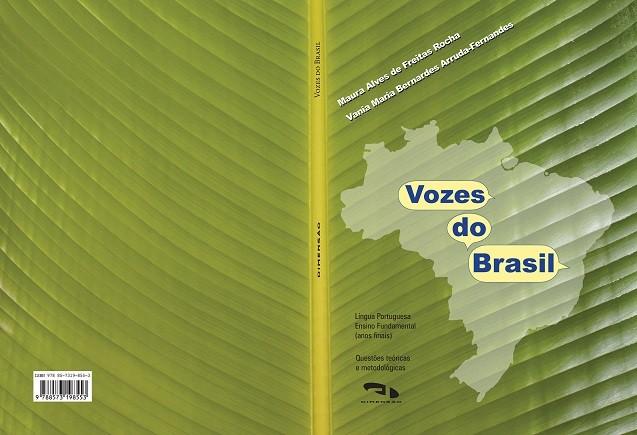 Livro Vozes do Brasil