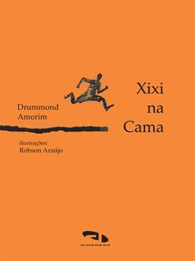 Livro Xixi na cama