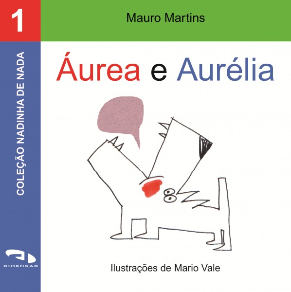 Livro Áurea e Aurélia