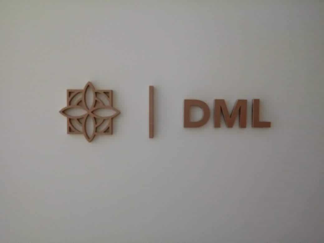 Logomarca em PVC Cobre - Foto 3