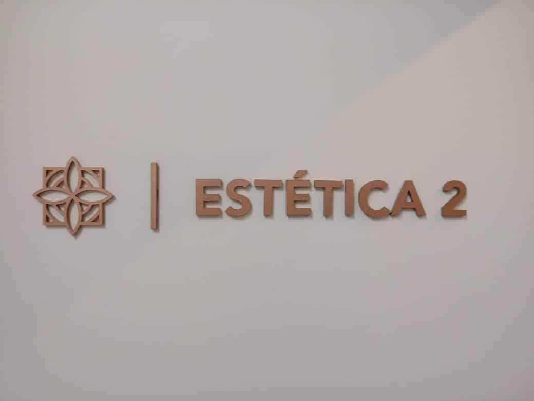 Logomarca em PVC Cobre - Foto 4
