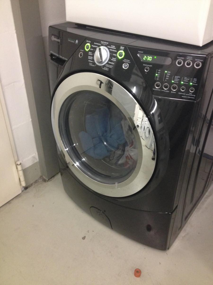 Manutenção de Máquinas de Lavar