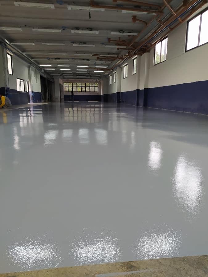 Pintura e demarcação de piso - Foto 3