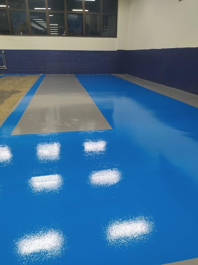 Pintura e demarcação de piso - Foto 5
