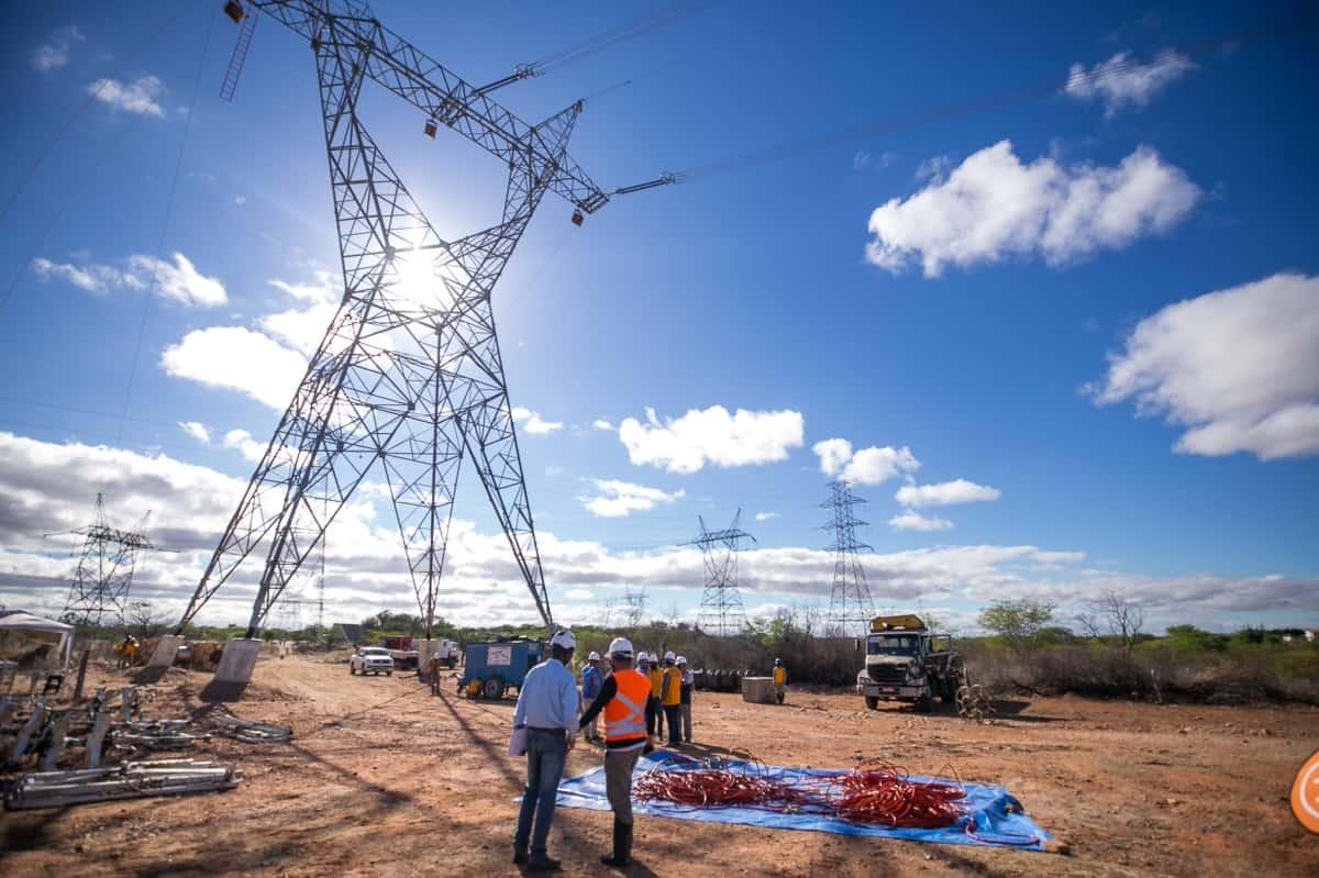 Lançamento de Cabos com Drones - Foto 3