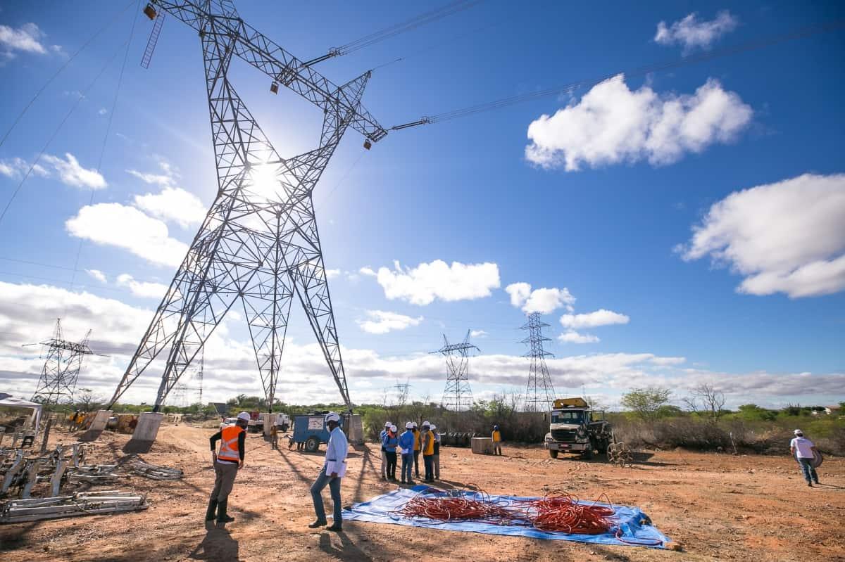 Lançamento de Cabos com Drones - Foto 10