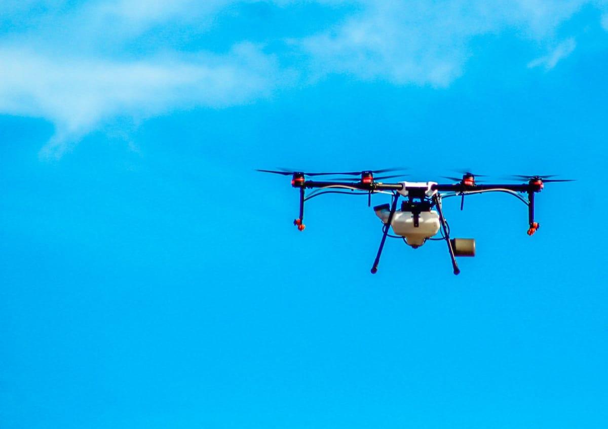 Pulverização de Lavouras com Drones - Foto 3