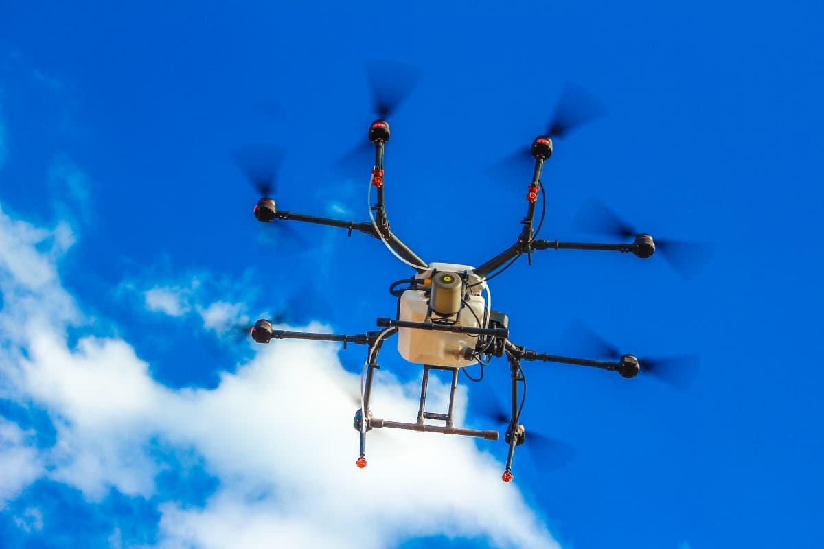 Pulverização de Lavouras com Drones - Foto 5