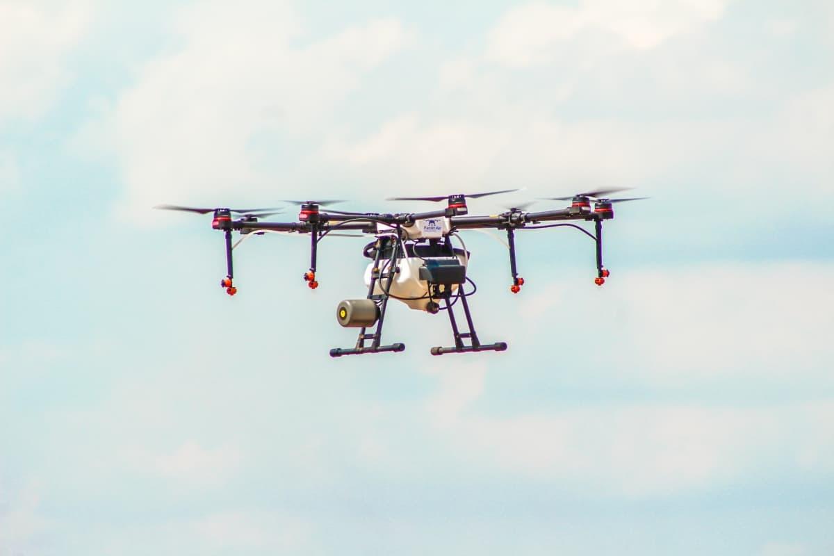 Pulverização de Lavouras com Drones - Foto 6